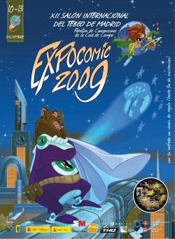 Cratel ExpoComic 2009