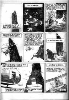Una página de La conjetura de Poincaré