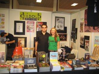 Editores en ExpoCómic