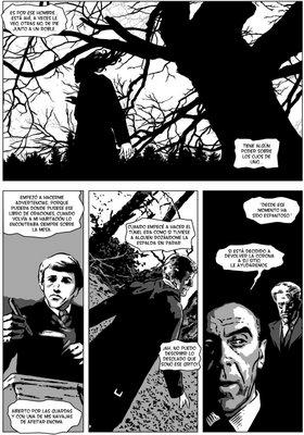 Página del número 2 CTHULHU