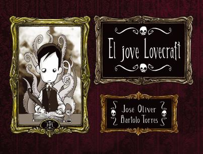 Portada Jove Lovecraft