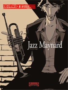 Portada Jazz Maynard, 2ª edición