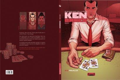 portada Ken games, Feuille