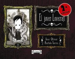 Portada El joven Lovecraft
