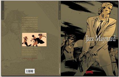 Cubierta Jazz Maynard III