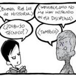 El joven Lovecraft -Interior