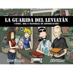La guarida del leviatán -cómic, rol y material de importación- Portada