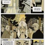 Vidas a contraluz - Página interior