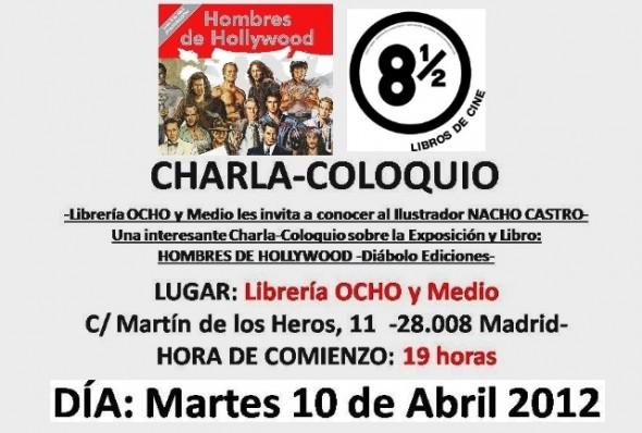 OCHO y Medio -CHARLA COLOQUIO-