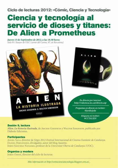 Alien en Barcelona