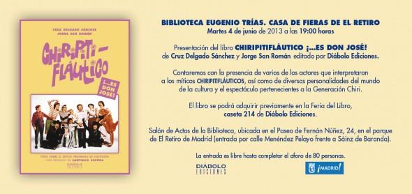 Los Chiris en Madrid