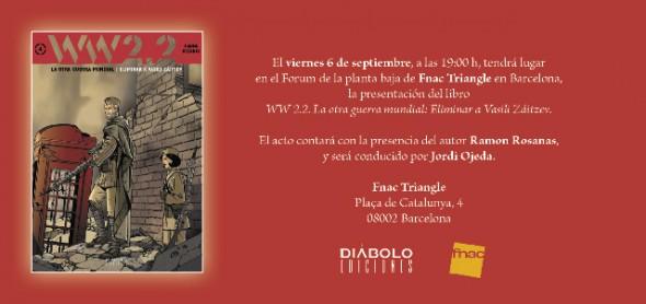 WW 2.2. en Barcelona