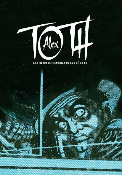 Alex Toth. Ayuda a la edición
