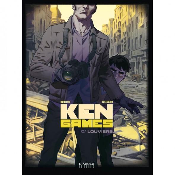 Ken Games 0 cubierta ESP