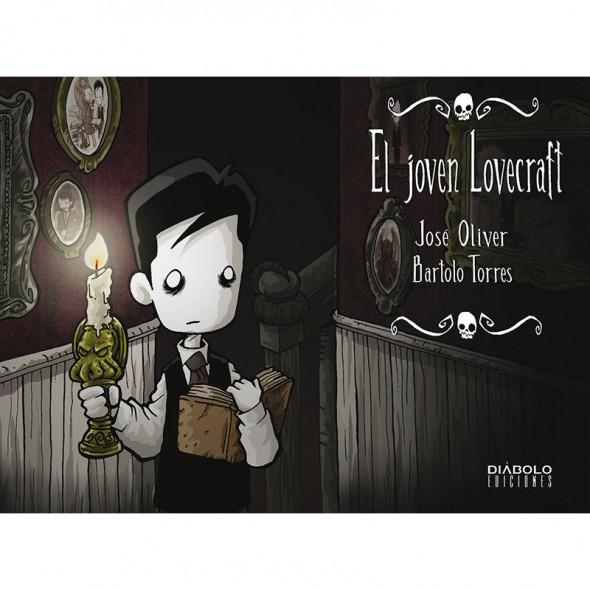 El joven lovecraft 4 cubierta baja