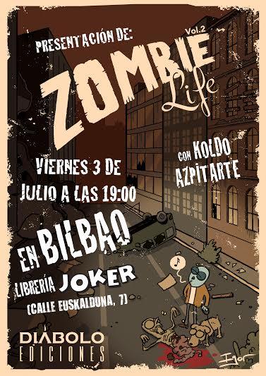 Zombie life II