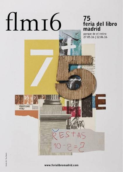 75 Feria del libro de Madrid