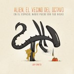 alien vecino portada