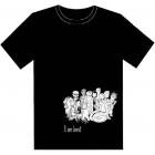Camiseta, Amigos El joven Lovecraft