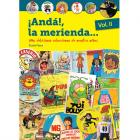 Andá!, la merienda Más Deliciosas colecciones de nuestra niñez. Volumen II